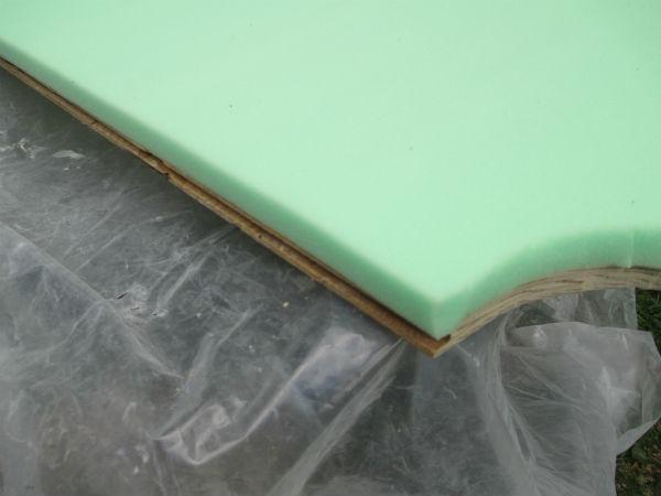 Headboard Foam