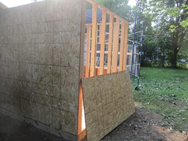 Coop Walls