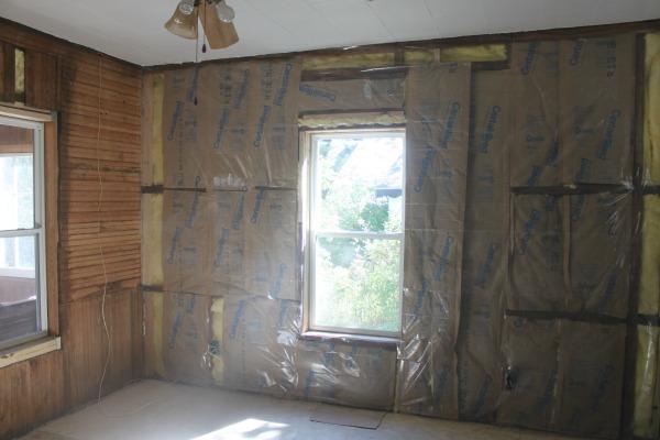 Living Room Insulation