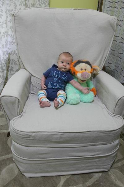 Harrison Tigger 2 Month