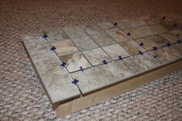 Hearth Surface Tile