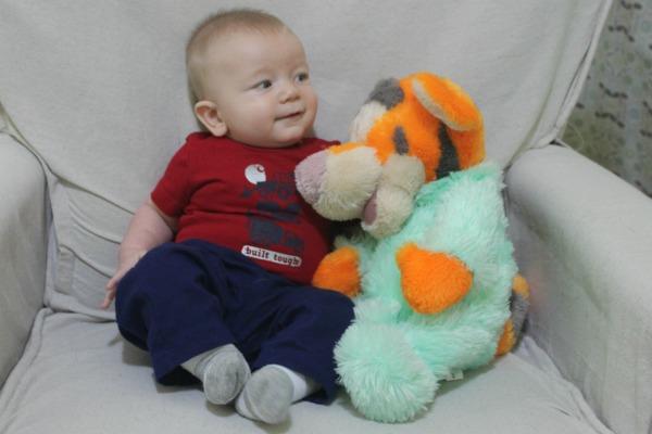 Harrison 4 Months