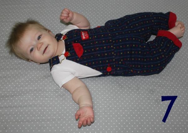 7 Month Harrison