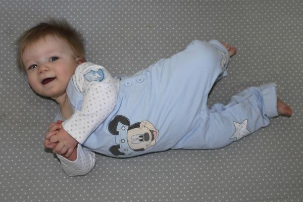 8 Month Harrison