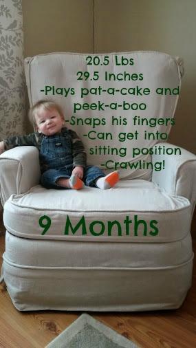 Harrison 9 Months
