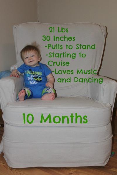 10 Month Harrison