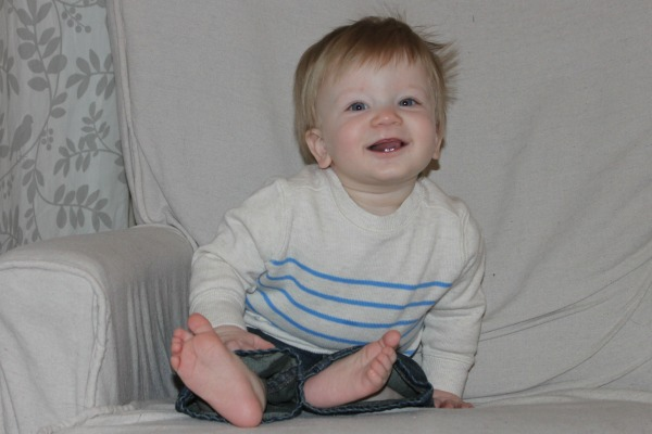 Harrison 11 Months
